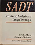 SADT - Structured Analysis and Design Technique, Marca, David A., 0070402353