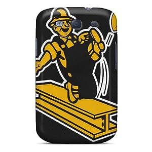 Samsung Galaxy S3 BFL18485lEwU Allow Personal Design Nice Pittsburgh Steelers Series Bumper Hard Cell-phone Case -KennethKaczmarek