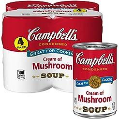 Campbell's Condensed Cream of Mushroom S...