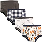 #6: Hudson Baby Baby Infant Cotton Training Pants, 4 Pack