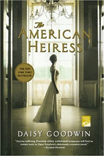 Image result for the american heiress book cover