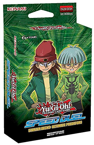 Yu-Gi-Oh! Cards - Ultimate Predators Starter Deck (Best New Yugioh Decks)