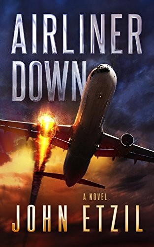 Airliner Down: An Aviation Thriller cover