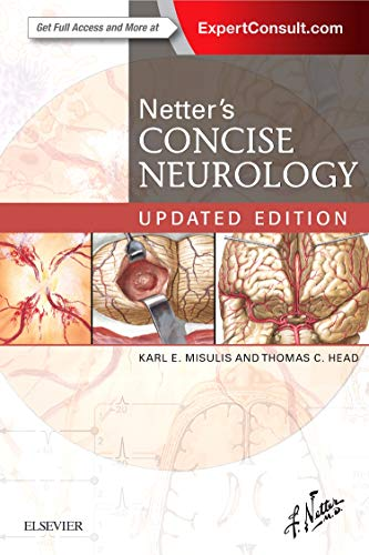 Netter's Concise Neurology Updated Edition (Netter Clinical Science) (A Manual Of Diseases Of The Nervous System)