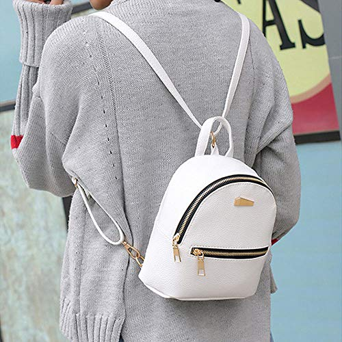 School Hotsellhome College Shoulder Bags Girls Women Bags Kids Bag Rucksack Black White Coin Character Mini Leather Designer Purse Ladies Boys Bag Travel Backpack Shoulder New Satchel rrw7qBz