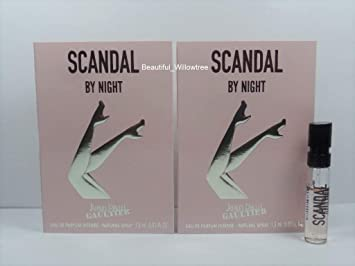 Amazoncom 2 Jean Paul Gaultier Scandal By Night Eau De Parfum