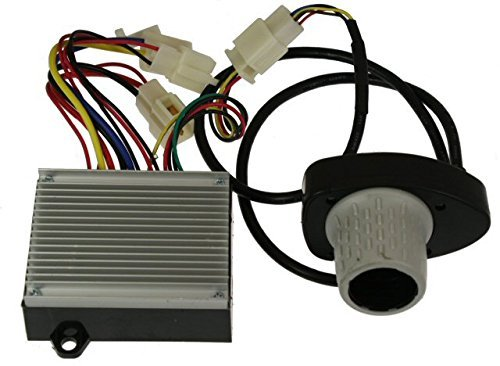 (Razor Dirt Quad Electrical Kit (Throttle & Control Module))