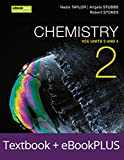 Cover of Chemistry 2 VCE Units 3 and 4 eBookPLUS & Print + StudyOn VCE Chemistry Units 3 and 4 2E