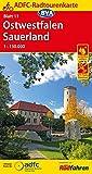 ADFC-Radtourenkarte 11 Ostwestfalen Sauerland 1:150.000, reiß- und wetterfest, GPS-Tracks Download (ADFC-Radtourenkarte 1:150000)