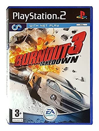 Amazon.com: Burnout 3 Takedown - PlayStation 2 (Renewed): Video Games