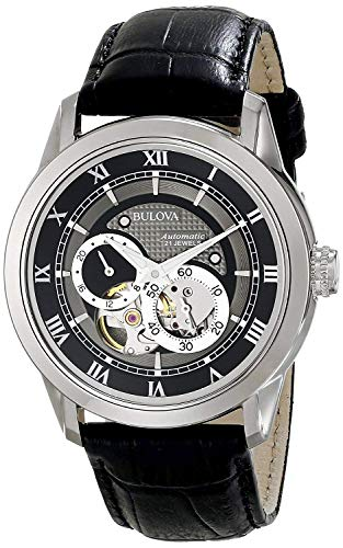 Bulova Bulova Men's 96 A 135 BVA - Series 120 Automatic Strap Watch Japan