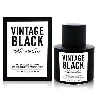 Kenneth Cole Vintage Black Eau De Toilette Spray