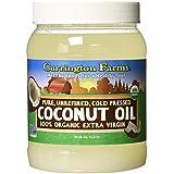 Organic Extra Virgin Coconut Oil Carrington Farms