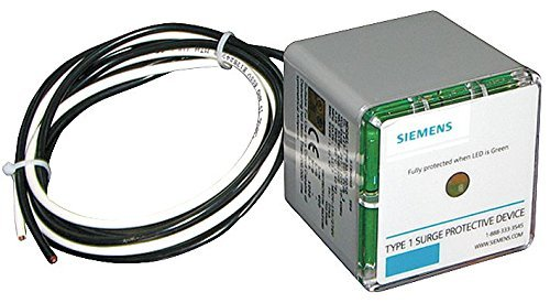 Siemens - TPS3A03050 - 1 Phase Surge Protection Device, 120/240VAC