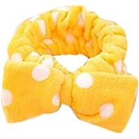 Xuxuou 1 pcs Face Wash Ribbon Headband Hairbands Accesorios para el cabello de las mujeres Deportes Diademas Regalos Head Flowers Wholesale Hair Bands