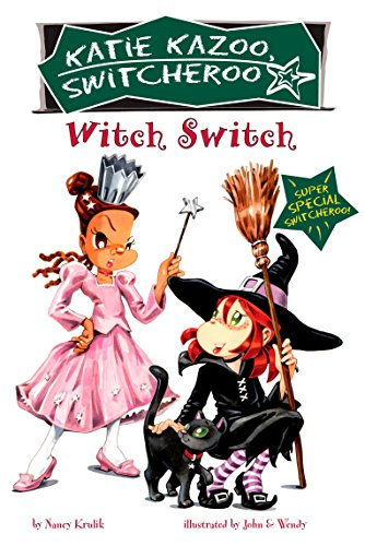 Witch Switch: Super Special (Katie Kazoo, Switcheroo) -