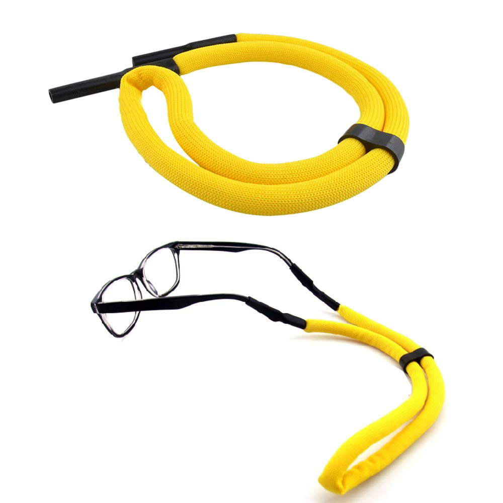 6 St/ück Glasses Halter Strap Multi-Color verstellbar Securely Hals Schnur String Brillen Retainer f/ür Sport und Outdoor-Aktivit/äten-Kid Frauen M/änner