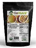 Fenugreek Seed Powder Organic 1lb Pure (Trigonella Foenum-Grae)