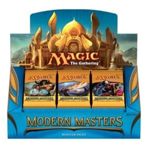 Magic the Gathering MTG: Modern Masters Booster Box (24 Booster Packs) (Magic The Gathering Modern Masters Booster Box)