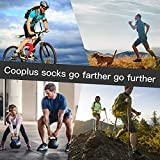 Cooplus Mens Ankle Socks Athletic Cushioned