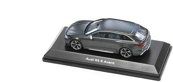 Audi 5012016231 Modellauto Rs6 Avant Grau Modell 1 43 Miniatur Auto