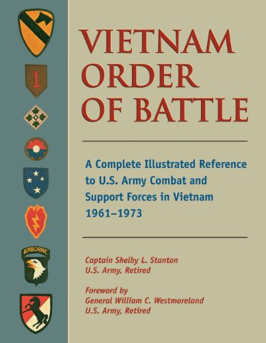 Vietnam Order of Battle: A Complete Illustrated Reference to U.S. Army Combat and Support Forces in Vietnam 1961-1973 (Stackpole Military Classics): A ... and Support Forces in Vietnam, 1961-1973 (Vietnam Of Order Battle)