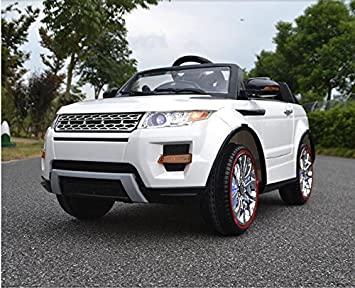 Amazon Com Ride On Car Range Rover Style Electric Car With