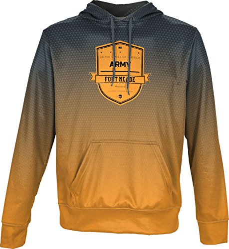 Price comparison product image ProSphere Boys' Fort Meade Military Zoom Pullover Hoodie (Medium)