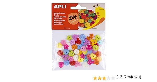 APLI Kids- Material para Manualidades, Color Surtido (16835 ...