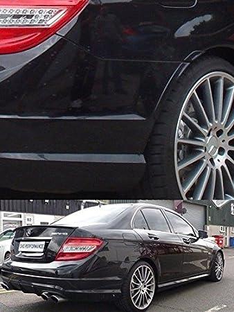 Door Molding Chrome Rear Right For 2008-2011 Mercedes-Benz C-Class W204 Sedan