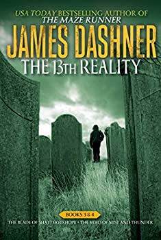 The 13th Reality: The Blade of Shattered Hope / The Void of Mist and Thunder 1481457020 Book Cover