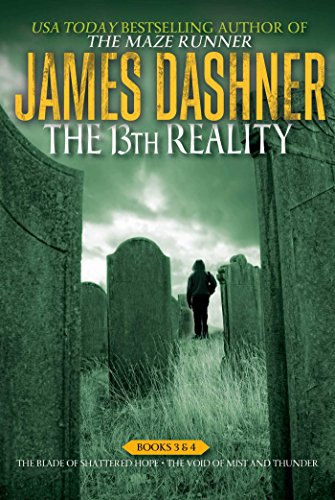 The 13th Reality Books 3 & 4: The Blade of Shattered Hope; The Void of Mist and ()