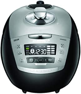 CUCHEN Korea IH Pressure Electric Rice Cooker CJH-VES1021S 10 Cups 220V