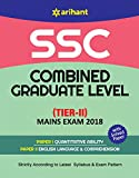 SSC Combined Graduate Level Tier-2 Mains Exam 2018