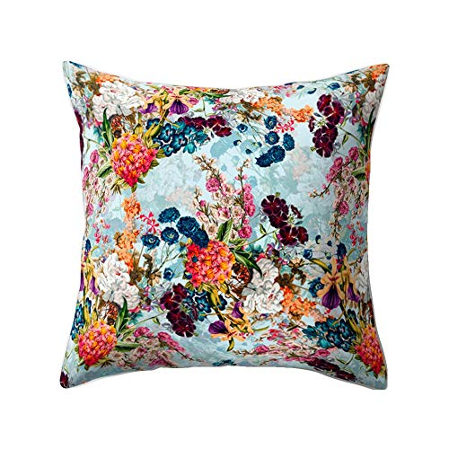 (Wintefei Colorful Prints Throw Pillow Case Sofa Bed Home Car Decor Cushion Cover?)