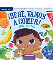 Indestructibles: Bebé, vamos a comer! / Baby, Let's Eat!: Chew Proof · Rip Proof · Nontoxic · 100% Washable (Book for Babies, Newborn Books, Safe to Chew)