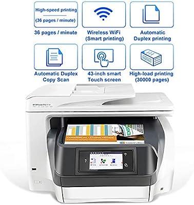 TANCEQI Impresora de Tinta Multifunción (Exploración Copia de ...