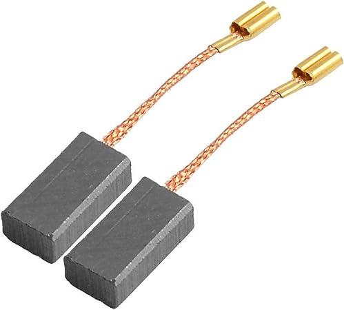 Kohlebuerste Sodial R 2 Stueck 5mm X 8mm X 15mm Elektrowerkzeug Elektrischen Hammer Kohlebuerste Baumarkt