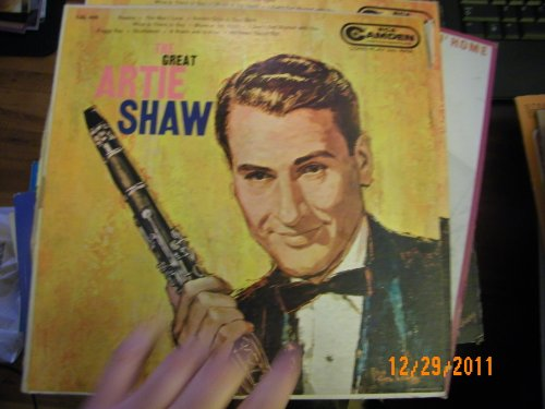 Artie Shaw The Great (Vinyl - Mall Shaw
