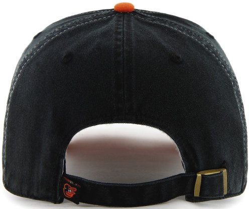 4c620cbac1e MLB Baltimore Orioles  47 Brand Clean Up Home Style Adjustable Cap ...