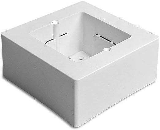 LEDKIA LIGHTING Caja Universal De Superficie 92x92x42 mm PCPC: Amazon.es: Bricolaje y herramientas