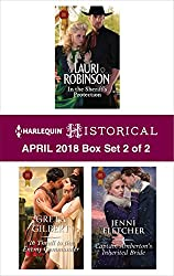 Harlequin Historical April 2018 - Box Set 2 of 2: In the Sheriff's Protection\In Thrall to the Enemy Commander\Captain Amberton's Inherited Bride