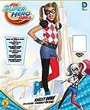 Rubie's Costume Kids DC Superhero Girls Harley