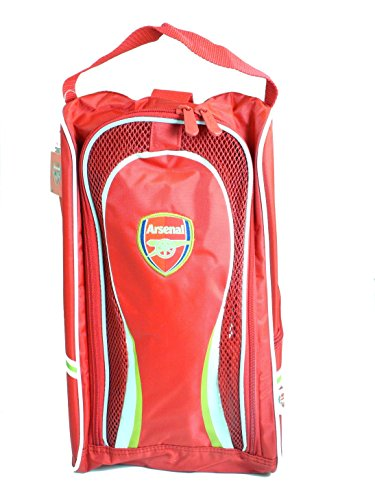Arsenal F.C. Authentic Official Licensed Soccer Shoe Bag by RHINOXGROUP