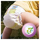 Pampers Premium Protection Active Fit Nappies, Monthly Saving Pack - Size 5, 136 Nappies Bild 1