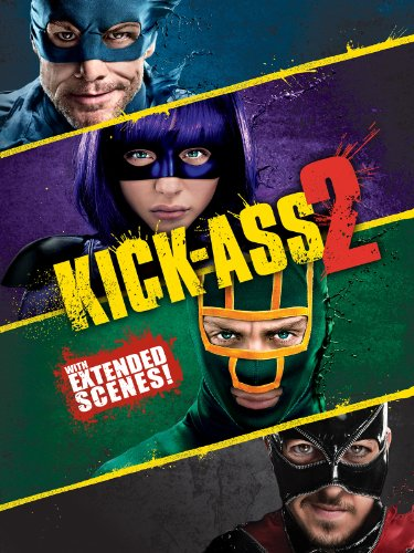 DVD : Kick-Ass 2 (Extended)
