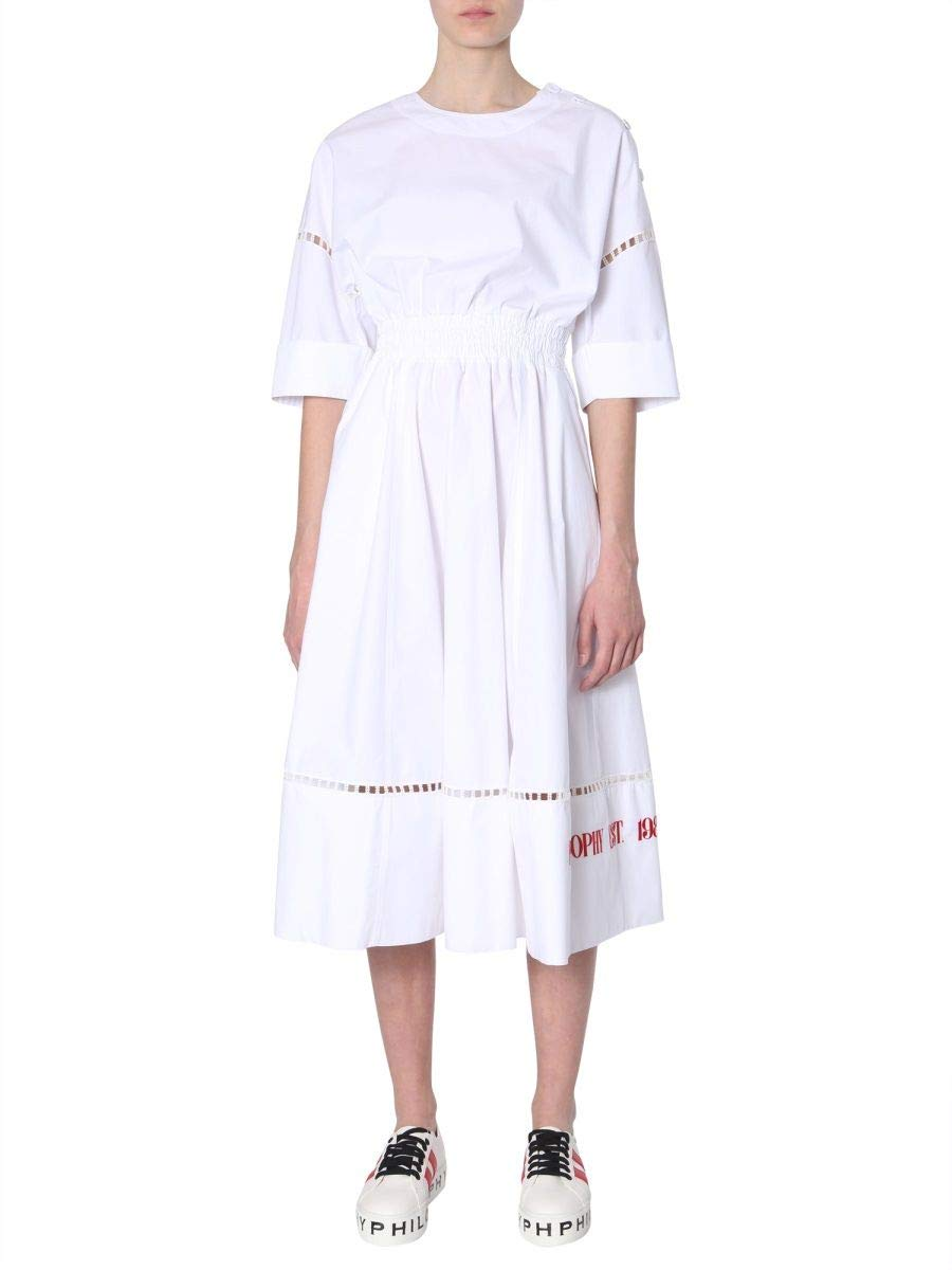 Philosophy Women's 042121640001 White Cotton Dress