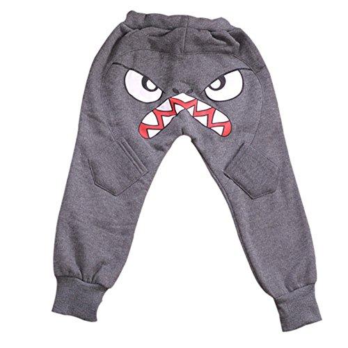 YING LAN Monster Pattern Trouser