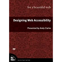 Designing Web Accessibility for a Beautiful Web, DVD (Voices That Matter)