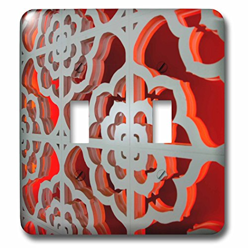 Danita Delimont - Abstract - Wall pattern, Palm Springs, California, USA. - Light Switch Covers - double toggle switch - California Outlet Palm Spring